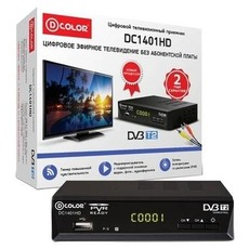 купить TV-тюнеры D-COLOR DC1401HD